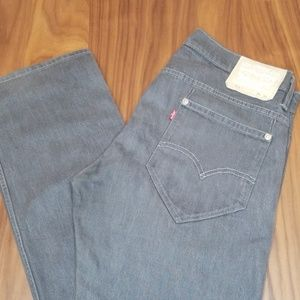 Levi's 514 relaxed fit straight leg 34/34